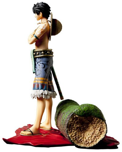 Image 6 for One Piece - Monkey D. Luffy - Door Painting Collection Figure - 1/7 - Animal ver. (Plex)