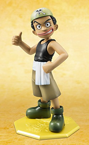 Image 2 for One Piece - Usopp - Excellent Model - Portrait Of Pirates MILD - 1/8 - CB-R3 (MegaHouse)