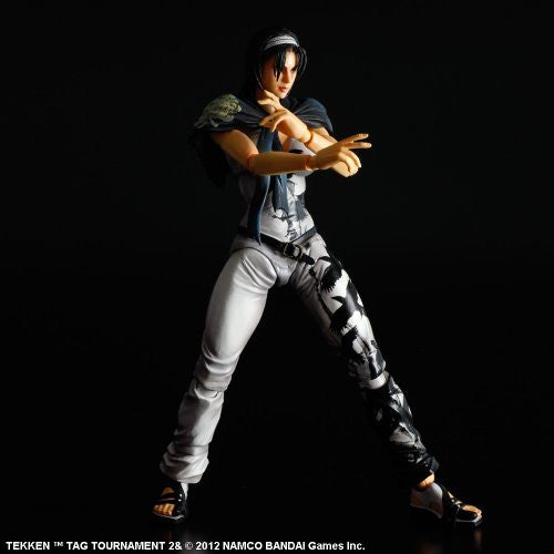 Image 3 for Tekken Tag Tournament 2 - Jun Kazama - Play Arts Kai (Square Enix)