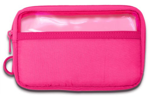 Image 1 for Signal Pouch for 3DS LL (Pink)