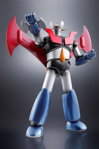 Image 4 for Mazinger Z - Soul of Chogokin GX-01R - 40th Anniv. (Bandai)