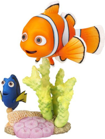 Image for Finding Nemo - Dory - Nemo - Revoltech - Revoltech Pixar Figure Collection - 001 (Kaiyodo Pixar The Walt Disney Company)