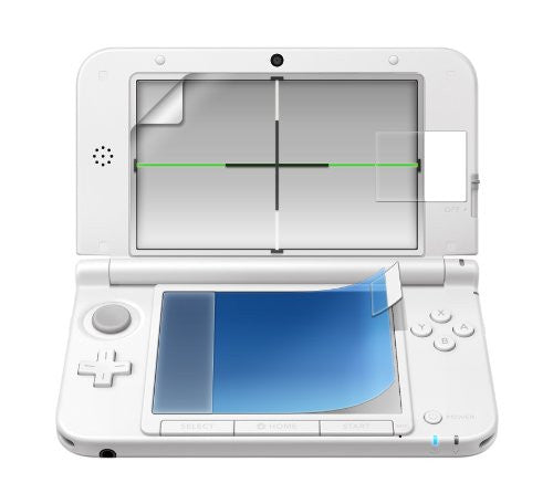 Image 2 for Screen Guard Fit for 3DS LL (Blue Light Cut Type)