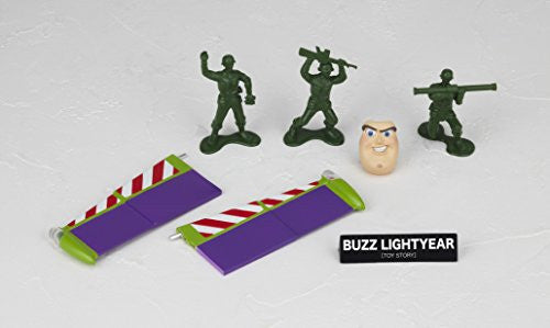 Image 7 for Toy Story - Buzz Lightyear - Green Army Men - Revoltech - Revoltech SFX #011 - Legacy of Revoltech LR-046 (Kaiyodo)
