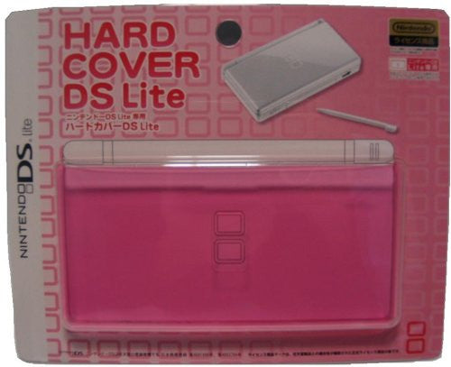 Image 1 for Hard Cover DS Lite (Clear Pink)