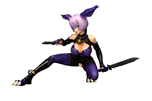 Image 2 for Original Character - Fairy Tale Figure - FairyTale Figure Villains #02 - Cheshire Cat - 1/7 - Midnight Purple ver (Lechery)