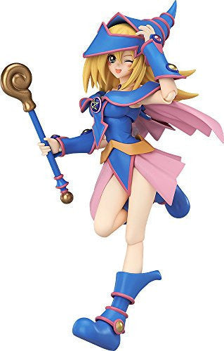 Yu-Gi-Oh Duel Monsters - Black Magician Girl - Figma 313 -6897