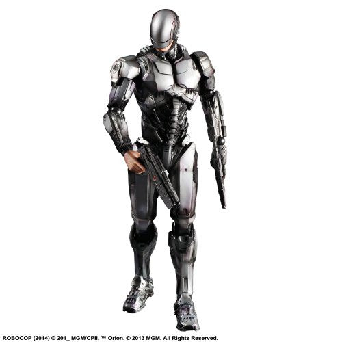 Image 2 for RoboCop - Play Arts Kai - 1.0 (Square Enix)