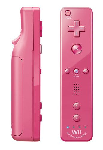 Image 4 for Wii Remote Plus Control (Pink)