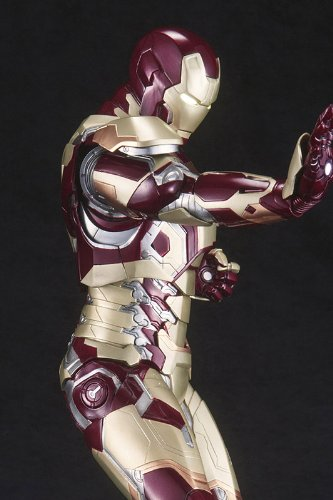 Image 8 for Iron Man 3 - Iron Man Mark XLII - ARTFX Statue - 1/6 (Kotobukiya)
