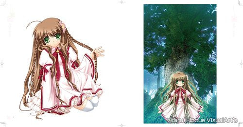 Image 3 for Air   White Clover ~Itaru Hinoue Art Works 1~