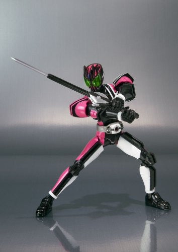 Image 2 for Kamen Rider x Kamen Rider Double & Decade: Movie War 2010 - Kamen Rider Decade - S.H.Figuarts - Violent Emotion ver. (Bandai)