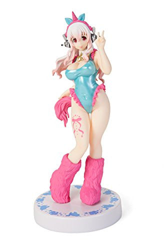 Image 1 for SoniComi (Super Sonico) - Sonico - Concept Figure - Unicorn, Blue Pearl