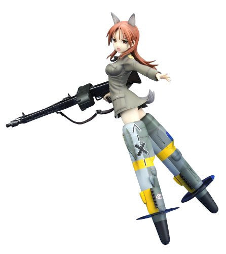 Image 1 for Strike Witches - Minna-Dietlinde Wilcke - 1/8 (Kotobukiya)