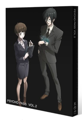 Image 2 for Psycho-pass Vol.2