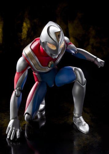 Image 7 for Ultraman Dyna - Ultra-Act - Flash Type (Bandai)