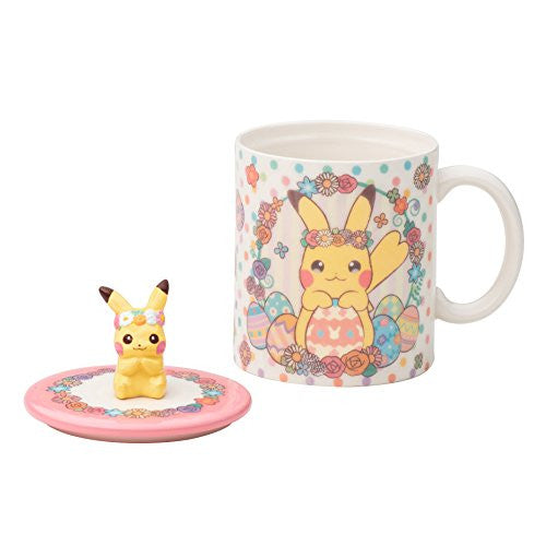 Image 2 for Pocket Monsters - Pokemon - Pikachu - Pikachu's Easter - Cup - Pokemon Center Limited