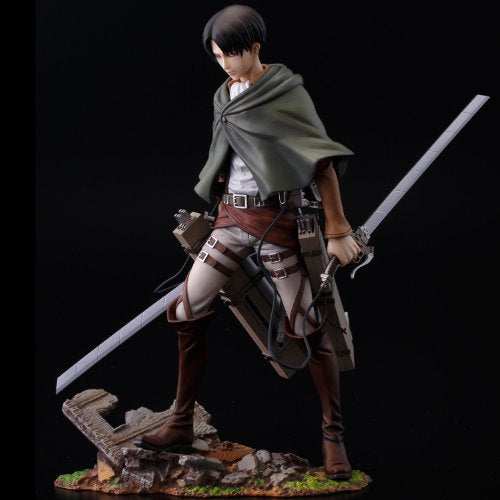 Image 3 for Shingeki no Kyojin - Levi - BRAVE-ACT - 1/8 (Sentinel)