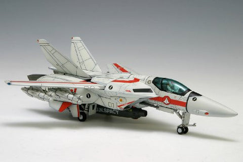 Image for Macross - VF-1J Ichijou Hikaru - 1/100 - Fighter mode (Wave)