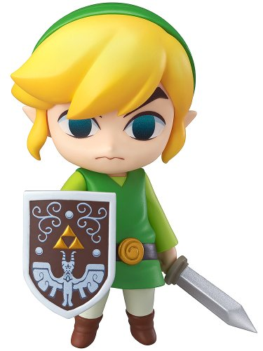 Image 1 for Zelda no Densetsu: Kaze no Takt - Link - Nendoroid #413 (Good Smile Company)