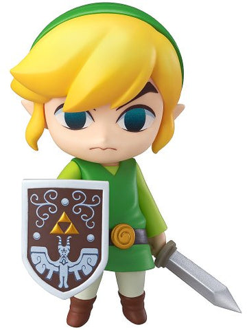 Image for Zelda no Densetsu: Kaze no Takt - Link - Nendoroid #413 (Good Smile Company)
