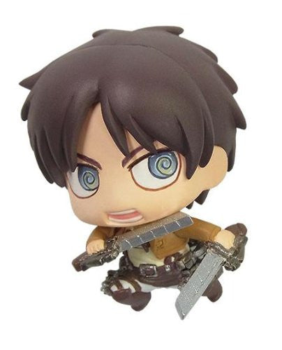 Image 2 for COLOR COLLECTION ATTACK ON TITAN (SET OF 8 PIECES)