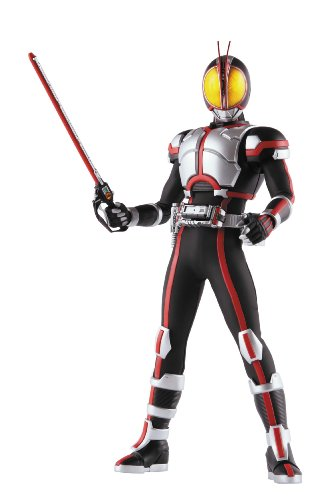 Image 2 for Kamen Rider 555 - Kamen Rider Faiz - Real Action Heroes #492 - 1/6 (Medicom Toy)