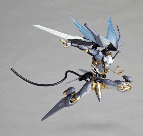 Image 3 for Anubis Zone of The Enders - Jehuty - Revoltech #127 - Naked (Kaiyodo)