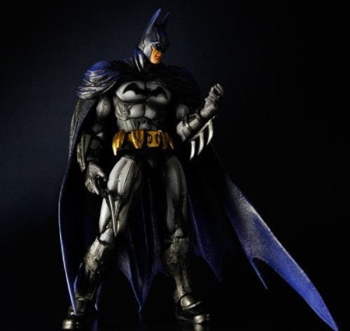 Image 9 for Batman: Arkham City - Batman - Play Arts Kai (Square Enix)