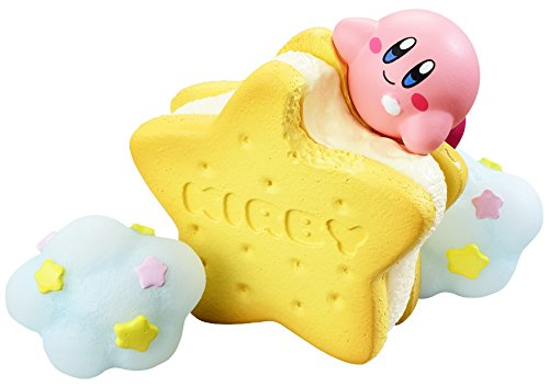 Hoshi no Kirby - Kirby - Waddle Dee - Candy Toy - Hoshi no Kirby Twinkle Sweets Time - 1 - I'm Full (Re-Ment)