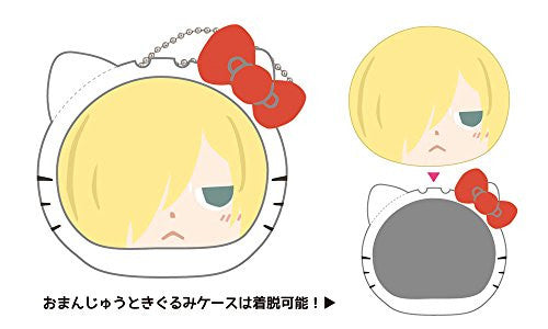 Image 1 for Hello Kitty - Yuri!!! on Ice - Kigurumi Case - Omanjuu Niginigi Mascot - Yuri!!! on Ice × Sanrio Characters