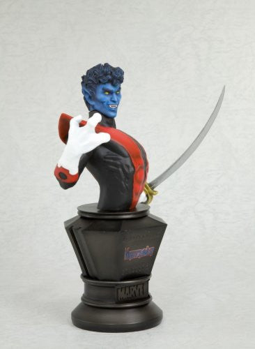 Image 5 for X-Men - Nightcrawler - Fine Art Bust - Classic Chapter Ver. (Kotobukiya)