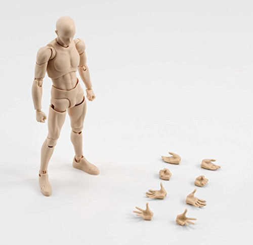 Image 2 for S.H.Figuarts - Body-kun - Pale Orange Color Ver. (Bandai)
