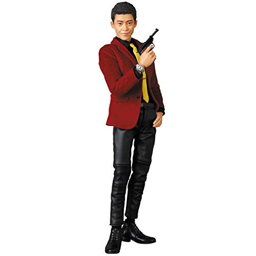 Image 1 for Lupin III (film) - Lupin the 3rd - Real Action Heroes #687 - 1/6 (Medicom Toy)
