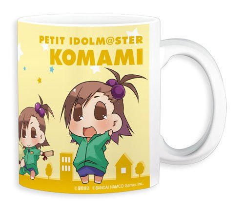 Image 1 for Puchimasu! - Komami - Mug 10 (Zext Works)
