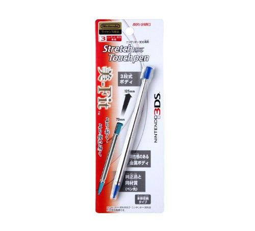Image 1 for Stretch Touch Pen - Cobalt Blue