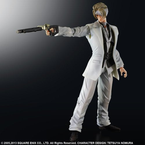 Image 4 for Final Fantasy VII: Advent Children - Rufus Shinra - Play Arts Kai (Kotobukiya, Square Enix)