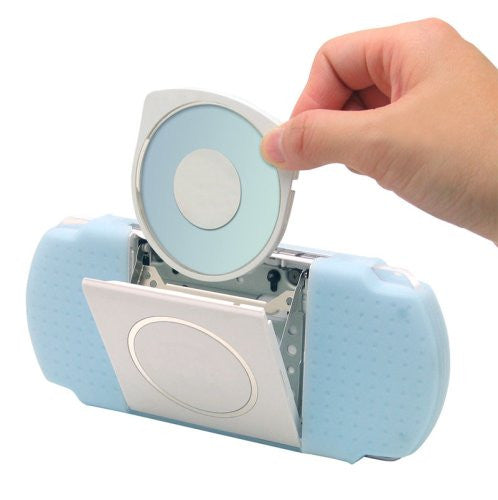 Image 6 for Silicon Cover Portable 3 (Light Blue)