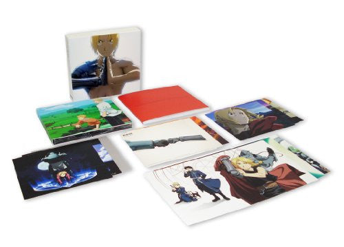 Image 1 for Hagane no Renkinjutsushi FULLMETAL ALCHEMIST FINAL BEST [Limited Edition]