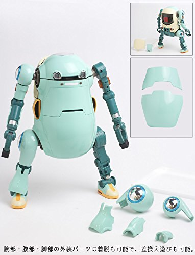 Image 2 for Mechatro WeGo - 1/12 - Light Blue (Sentinel)