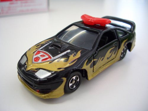 Image 2 for Tomica Hero Rescue Force Bakuretsu Movie - Mach Train Wo Rescue Seyo