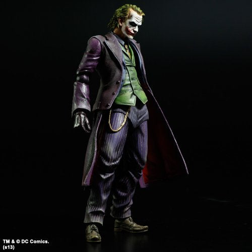Image 5 for The Dark Knight - Joker - Play Arts Kai (Square Enix)