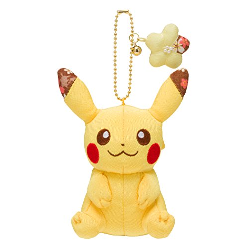 Image 1 for Pocket Monsters - Pikachu - Japanese Style Promotion - Plush Mascot - Chirimen Style