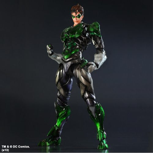 Image 3 for DC Universe - Green Lantern - Play Arts Kai - Variant Play Arts Kai (Square Enix)