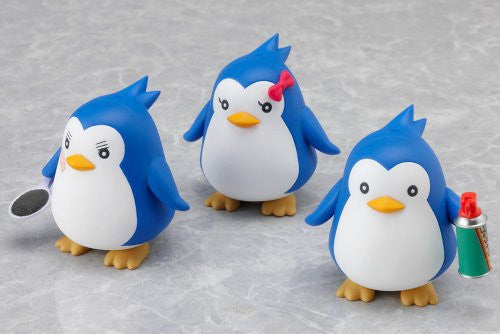 Mawaru Penguindrum - Penguin 1-gou - Penguin 2-gou - Penguin 3-gou - Princess of the Crystal - Figma #134 (Max Factory)