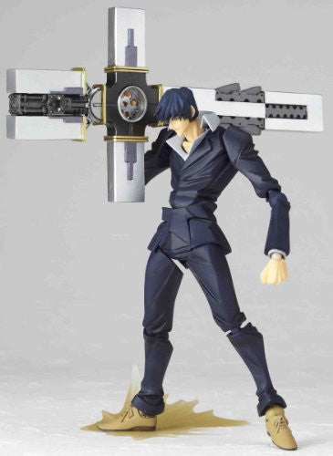 Image 4 for Trigun: Badlands Rumble - Nicholas D. Wolfwood - Revoltech - No. 092