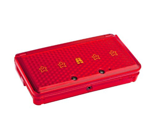 Image 1 for TPU Cover for Nintendo 3DS [Super Mario Red Version]