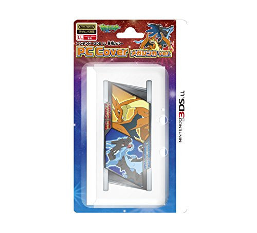 Image 1 for Pokemon PC Cover Mega Evolution (Mega Lizardon)