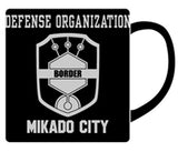 World Trigger - Replica - Mug - Border (Cospa) - 1