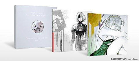 NieR:Automata / NieR Gestalt & Replicant Original Soundtrack Vinyl Box Set